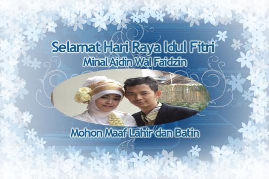 Idul Fitri Han's Al Machzumi & Isteri