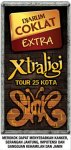 Slank Tour 25 Kota Bersama Djarum Coklat Xtraligi