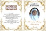 Innalillahi wainnalilahi Rojiun Telah berpulang ke Rahmatullah Ibunda saya tercinta Semoga diterima disisi Allah SWT Mohon dimaafkan segala salah dan dosanya, dan mohon didoakan Al Fatihah
